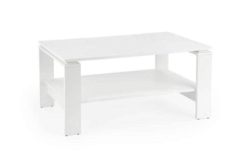 ANDREA konferenčný stolík, biela