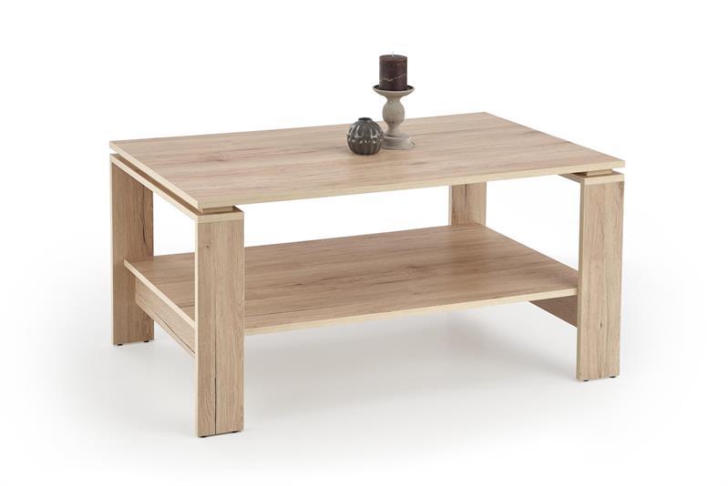 ANDREA konferenčný stolík, dub san remo