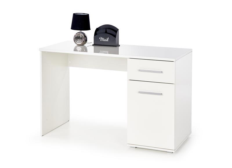 LIMA B-1 PC stôl, biela