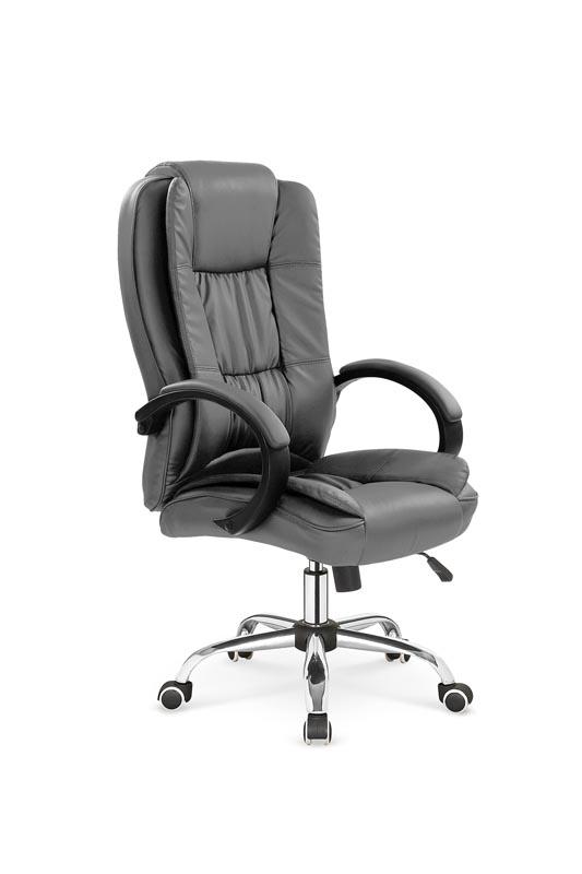 RELAX kancelárska stolička: šedá