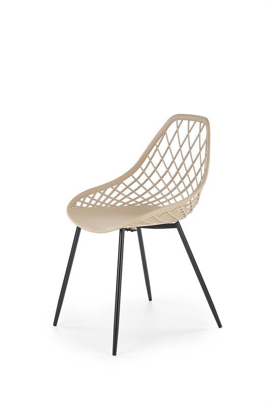 K330 jedálenská stolička, béžová