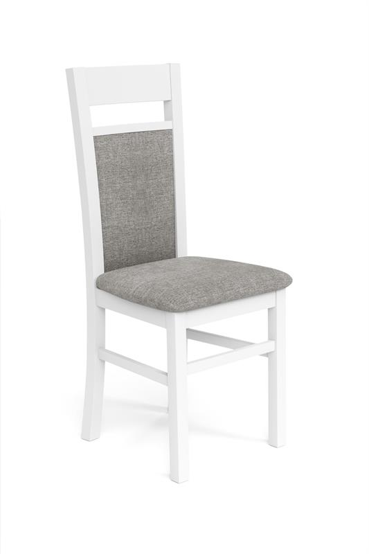GERARD 2 jedálenská stolička biela / Inari 91
