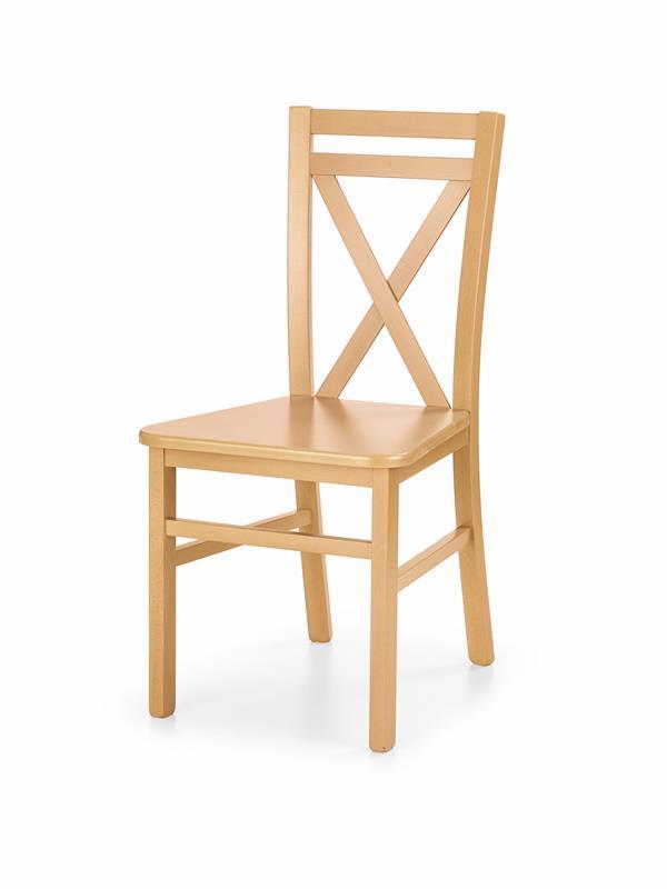 DARIUSZ 2 jedálenská stolička medový dub