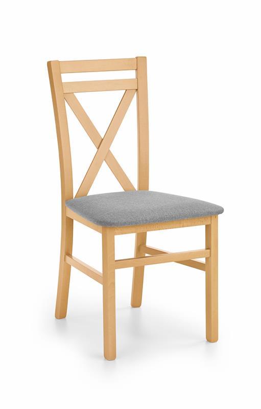 DARIUSZ jedálenská stolička medový dub / Inari 91