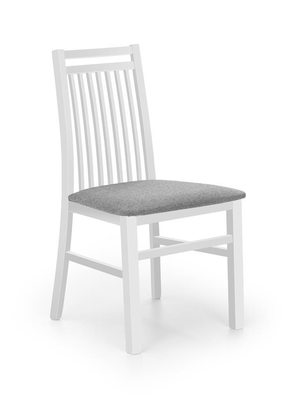 HUBERT 9 jedálenská stolička biela / Inari 91