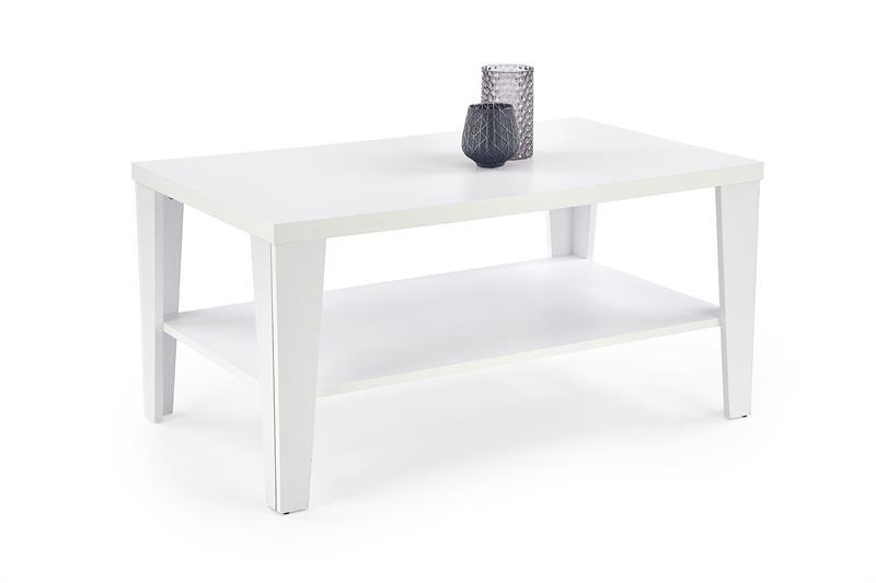 MANTA konferenčný stolík, biela