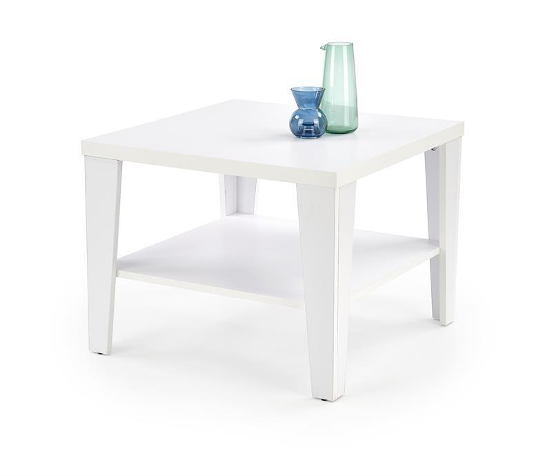 MANTA SQAURE konferenčný stolík, biela