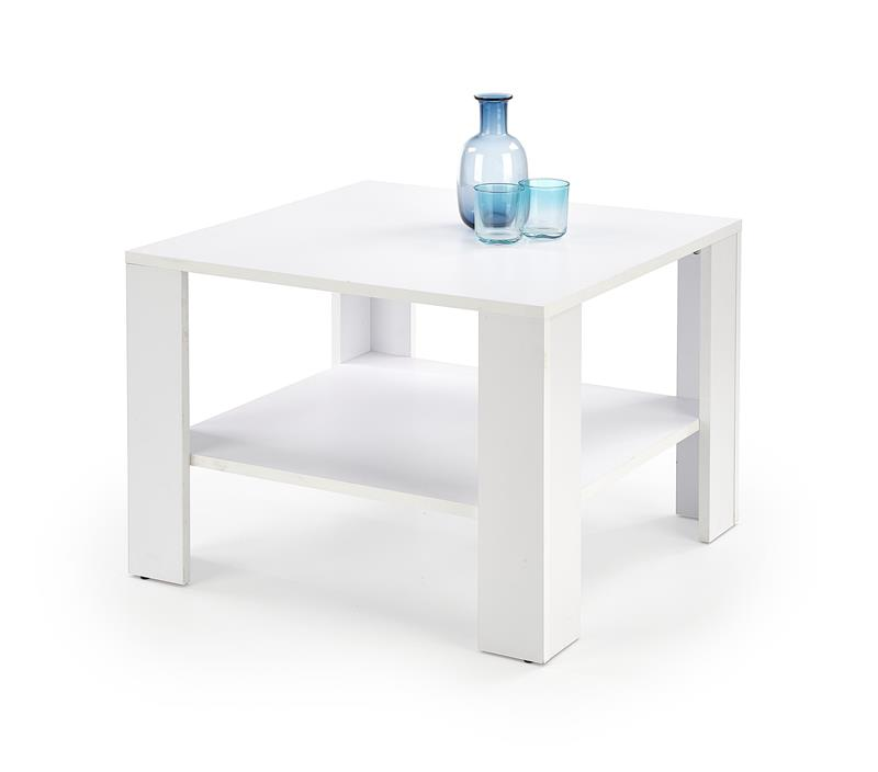 KWADRO SQAURE konferenčný stolík, biela