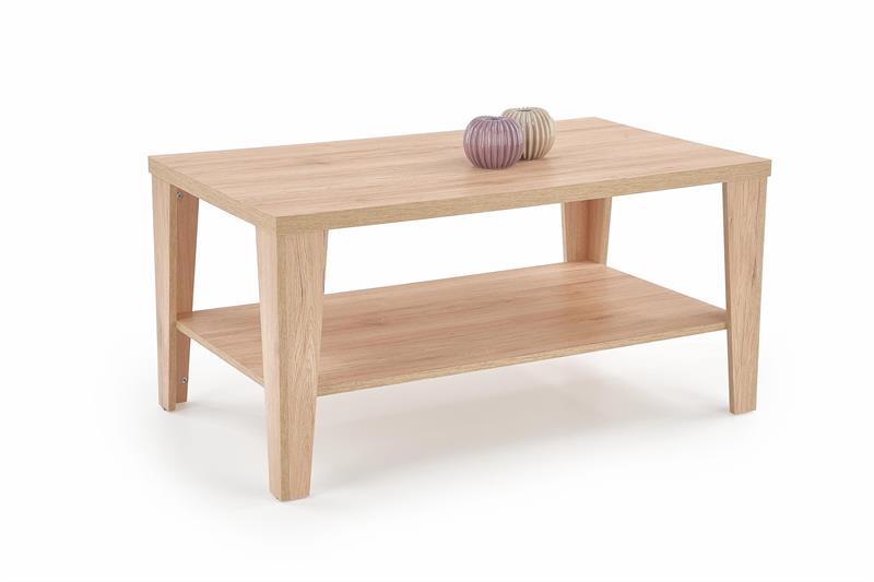 MANTA konferenčný stolík, dub sonoma