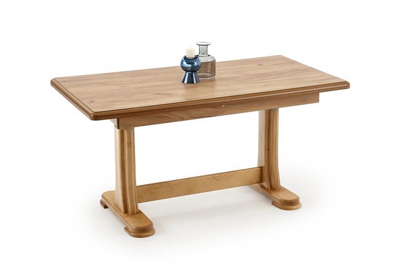 TYMON lift kávový stolík craft dub