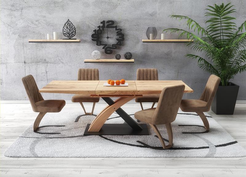 SANDOR 3 stôl