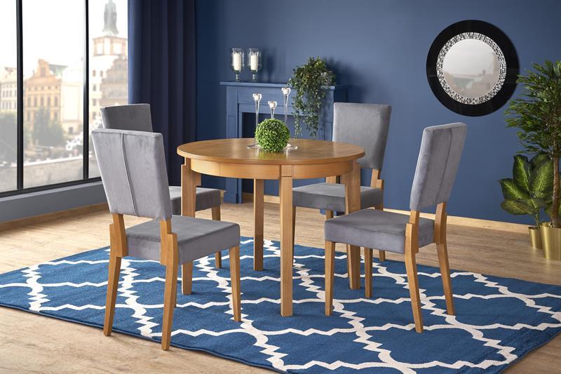 SORBUS stôl medový dub
