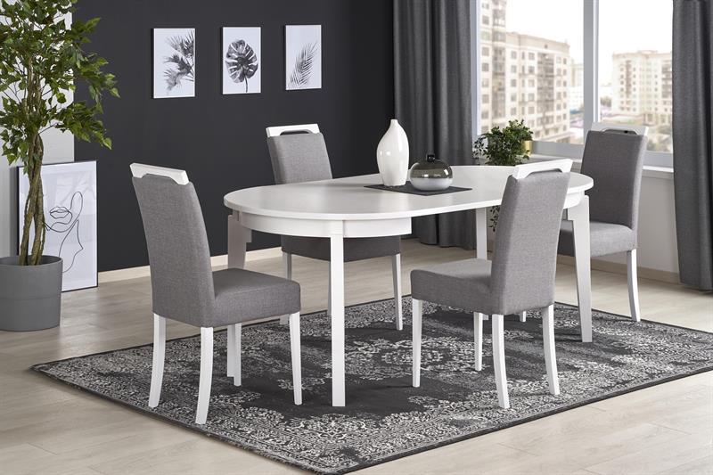 SORBUS stôl biela