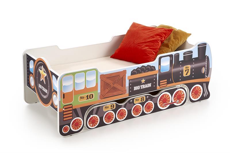 LOKOMO posteľ so zásuvkou