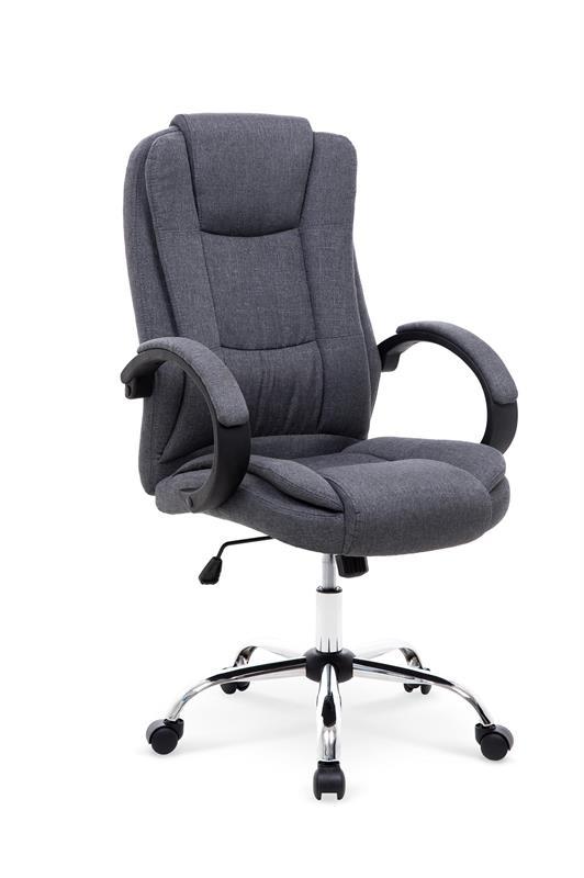 RELAX 2 kancelárska stolička: tmavo šedá