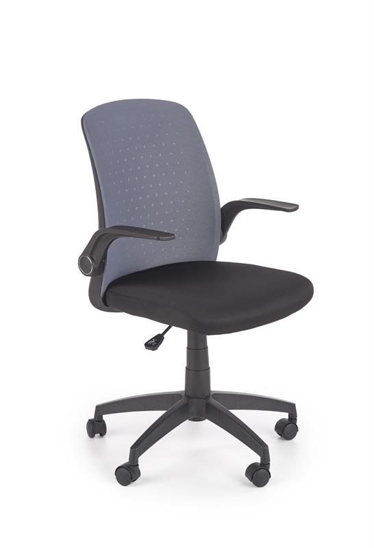 SECRET kancelárska stolička čierna / šedá