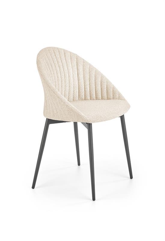 K357 jedálenská stolička béžová