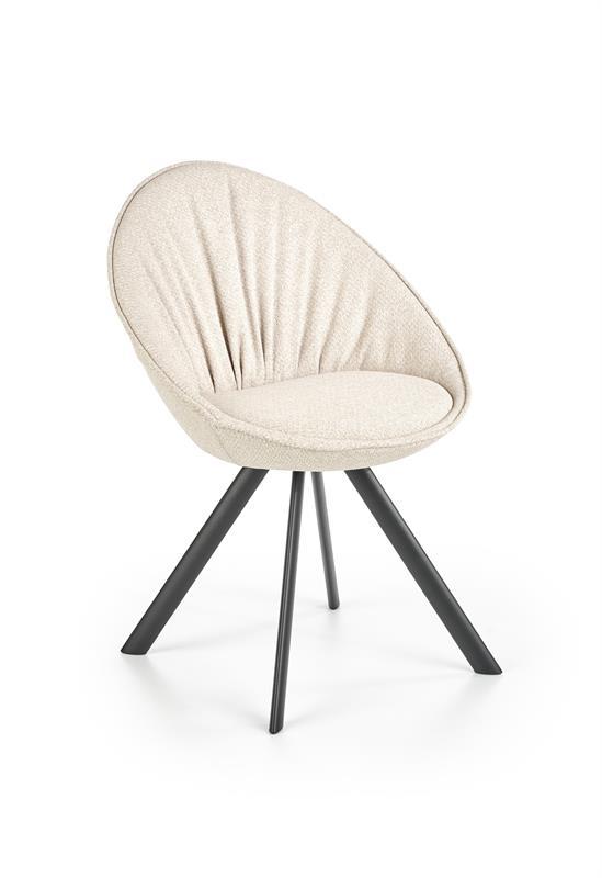 K358 jedálenská stolička béžová