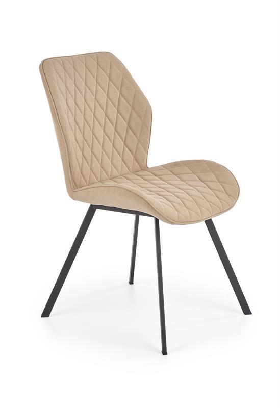 K360 jedálenská stolička béžová
