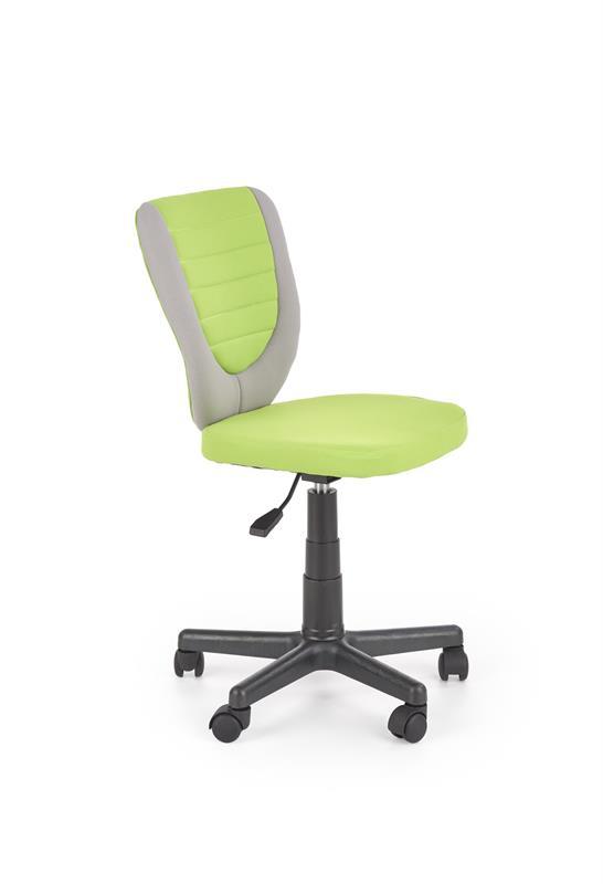 TOBY detská stolička šedá / zelená