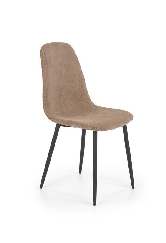 K387 stolička béžová