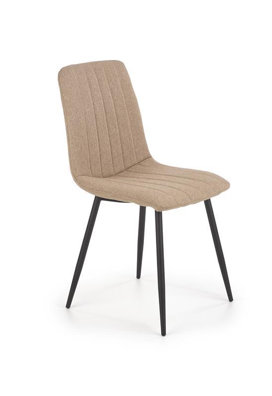 K397 jedálenská stolička béžová