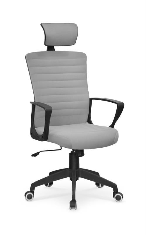 BENDER kancelárska stolička šedá