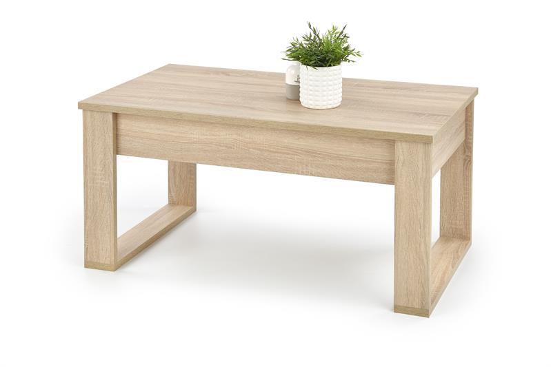 NEA konferenčný stolík farba dub sonoma