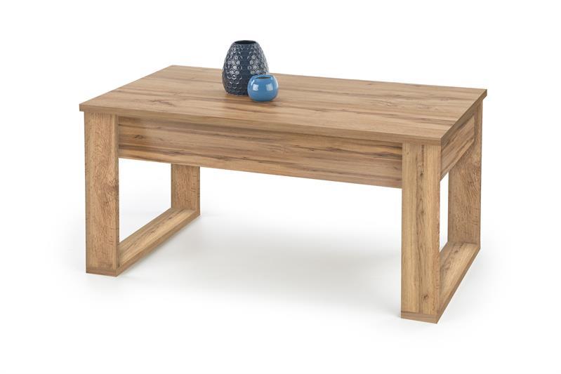 NEA konferenčný stolík farba dub wotan