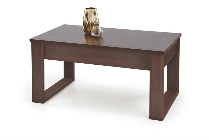 NEA konferenčný stolík farba tmavý orech