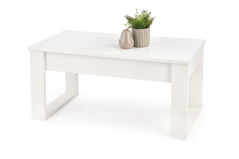 NEA konferenčný stolík farba biela