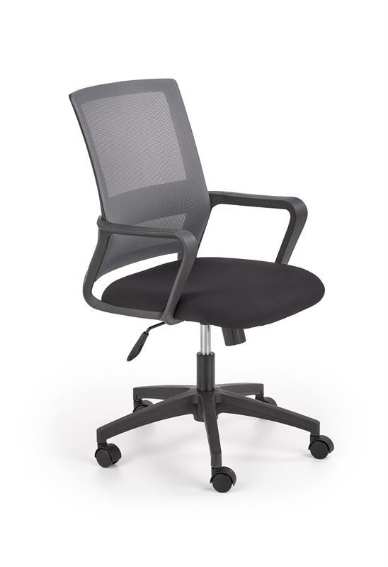 MAURO kancelárske kreslo čierna / šedá