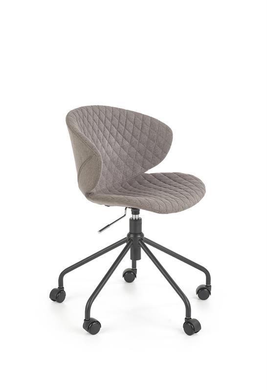 DANTE kancelárska stolička šedá