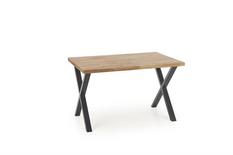 APEX 140x85 masívne drevo - dub farba: dub prírodný