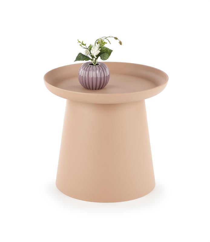 ALEXIS konferenčný stolík ružový