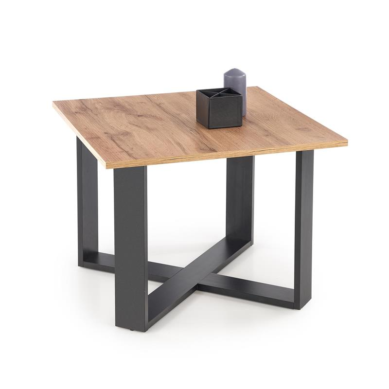CROSS konferenčný stolík kolor dub wotan/čierny