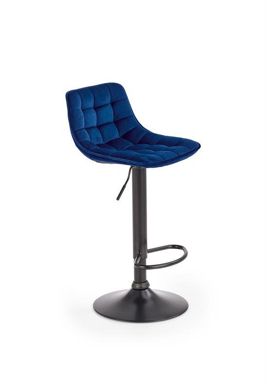 H95 barová stolička granátová