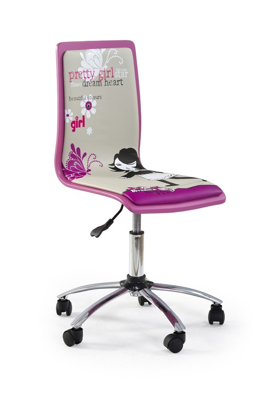 efb7d1ced338 FUN1 detská stolička ružová