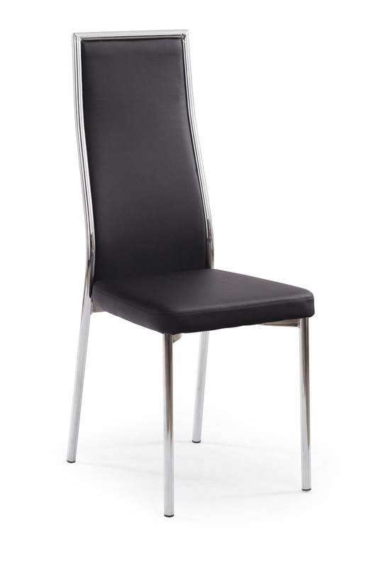 K86 stolička čierna
