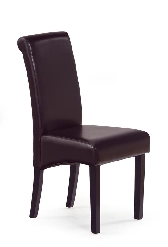 NERO stolička wenge/tmavo hnedá