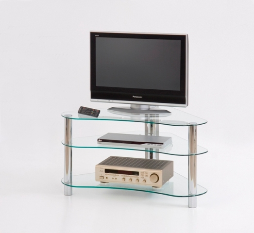 RTV13 stolík TV bezfarebný
