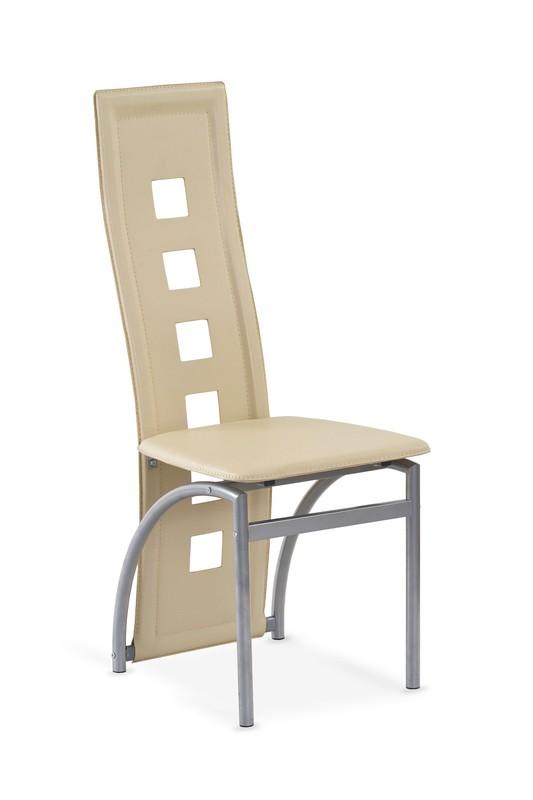 K4M stolička tmavo krem