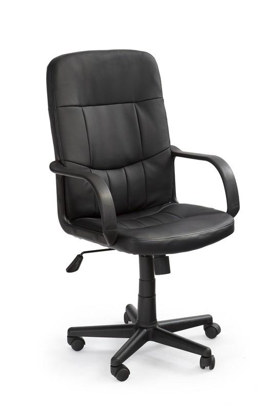 DENZEL kancelárska stolička čierna