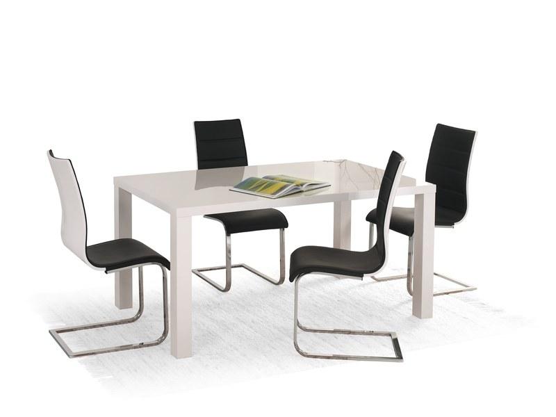 RONALD stôl biely 160/90