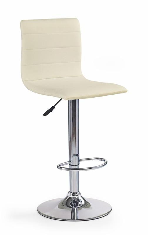 H21 barová stolička krém