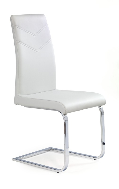 K106 stolička svetlo šedá