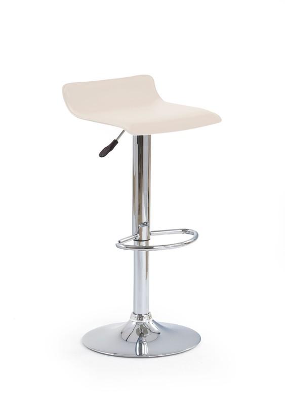 H1 barová stolička krém