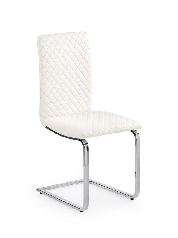 K131 stolička biela