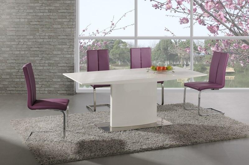ELIAS stôl biely