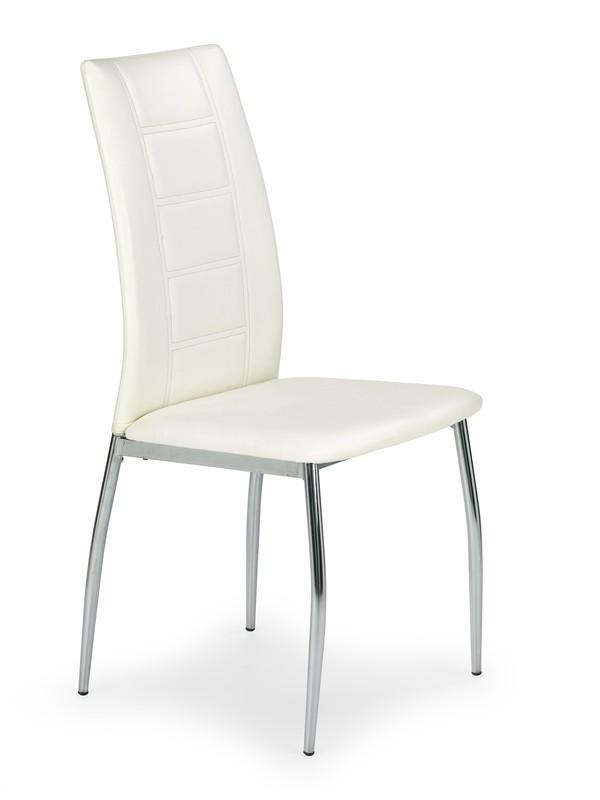 K134 stolička biela